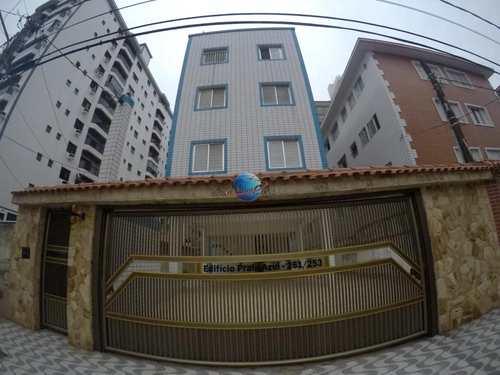 Apartamento, código 4487 em Praia Grande, bairro Guilhermina