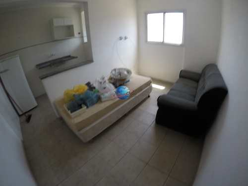 Apartamento, código 4495 em Praia Grande, bairro Aviação