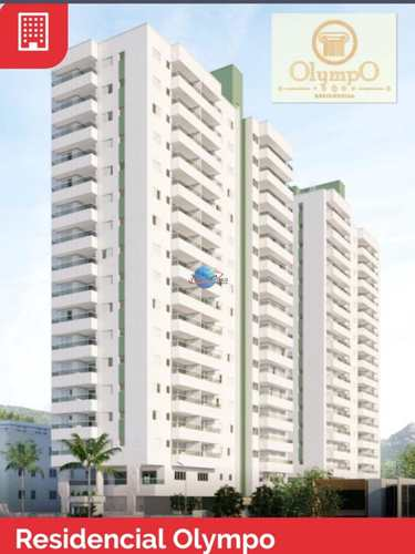 Apartamento, código 4516 em Praia Grande, bairro Ocian