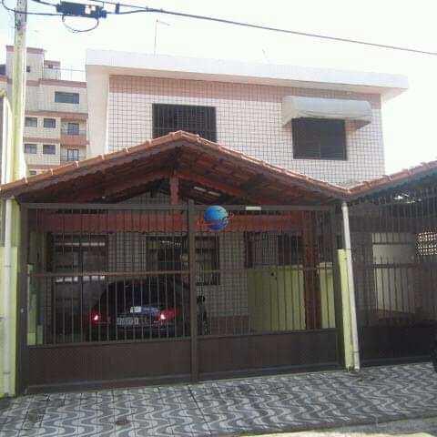 Casa, código 4556 em Praia Grande, bairro Caiçara