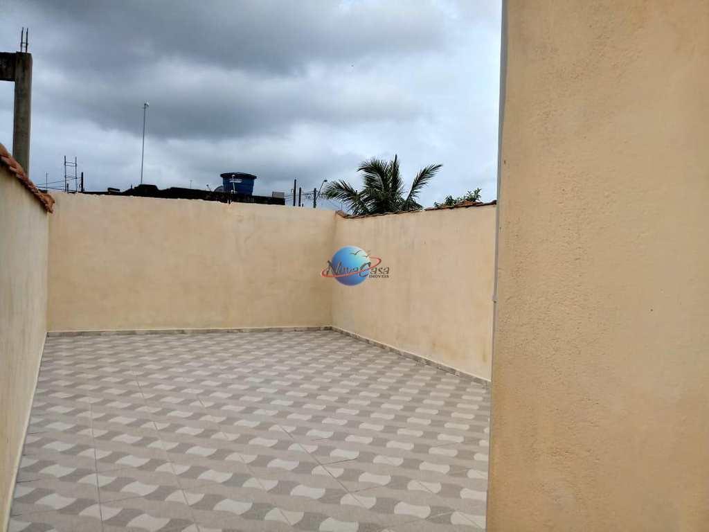 Casa em Praia Grande, no bairro Samambaia