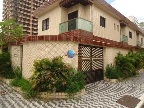 Casa, código 4601 em Praia Grande, bairro Guilhermina