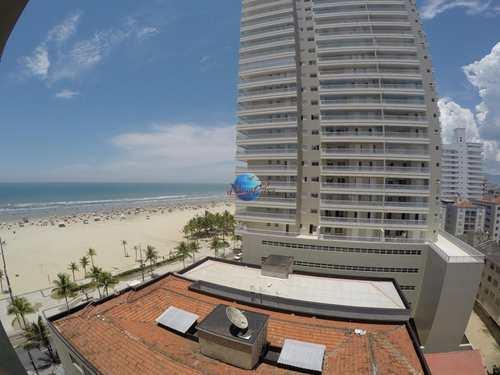 Apartamento, código 4829 em Praia Grande, bairro Aviação