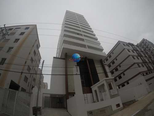 Apartamento, código 5114 em Praia Grande, bairro Aviação