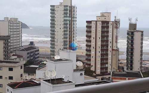 Apartamento, código 4748 em Praia Grande, bairro Guilhermina