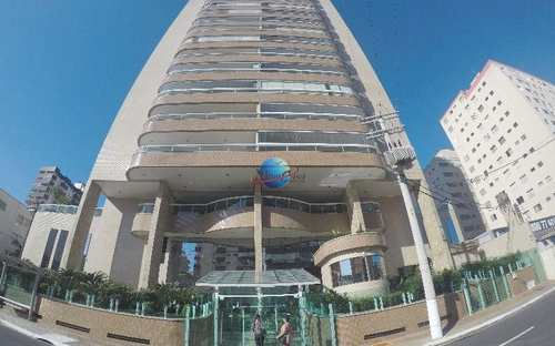 Apartamento, código 4152 em Praia Grande, bairro Caiçara