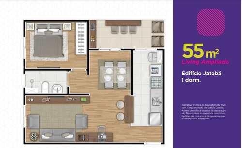 Apartamento, código 13 em Cotia, bairro Parque Rincão