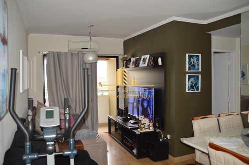Apartamento, código 121 em São Paulo, bairro Santo Amaro
