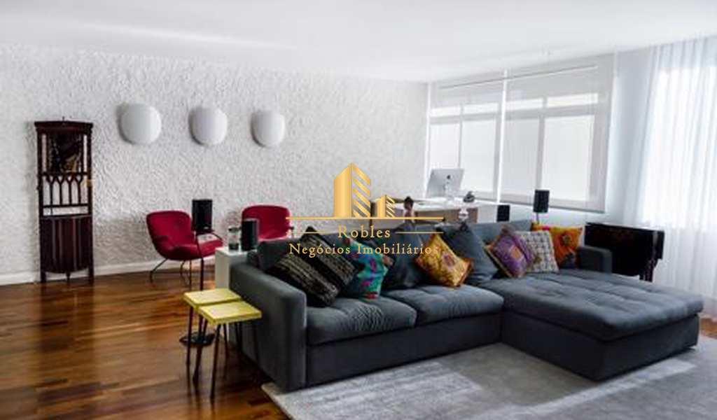 Apartamento em São Paulo, bairro Jardins