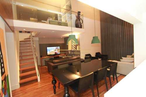 Apartamento, código 131 em São Paulo, bairro Campo Belo