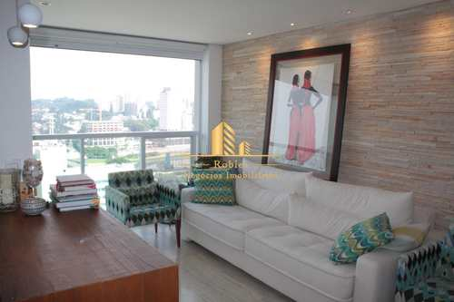 Apartamento, código 150 em São Paulo, bairro Brooklin