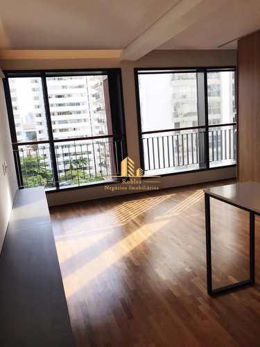 Apartamento, código 215 em São Paulo, bairro Moema