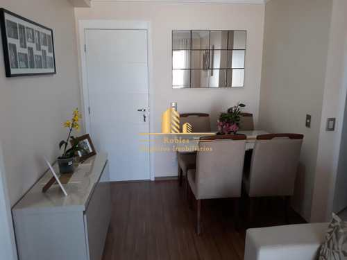 Apartamento, código 241 em São Paulo, bairro Santo Amaro
