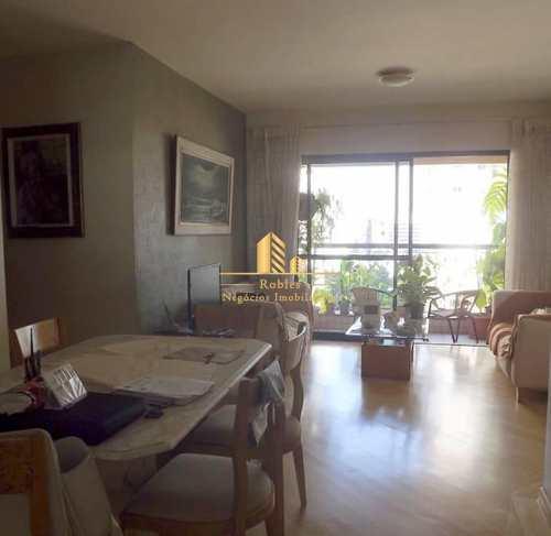 Apartamento, código 242 em São Paulo, bairro Brooklin Novo
