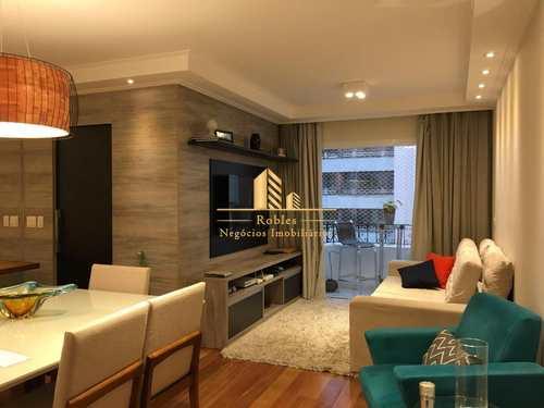 Apartamento, código 273 em São Paulo, bairro Brooklin Novo