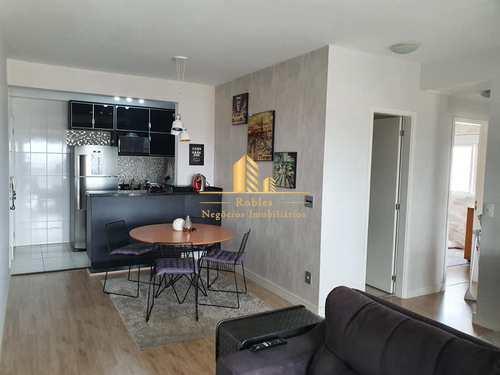 Apartamento, código 321 em São Paulo, bairro Vila Mascote