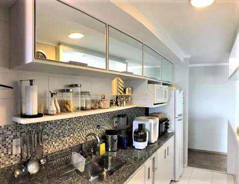 Apartamento, código 349 em São Paulo, bairro Brooklin Novo