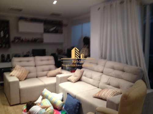 Apartamento, código 352 em São Paulo, bairro Santo Amaro