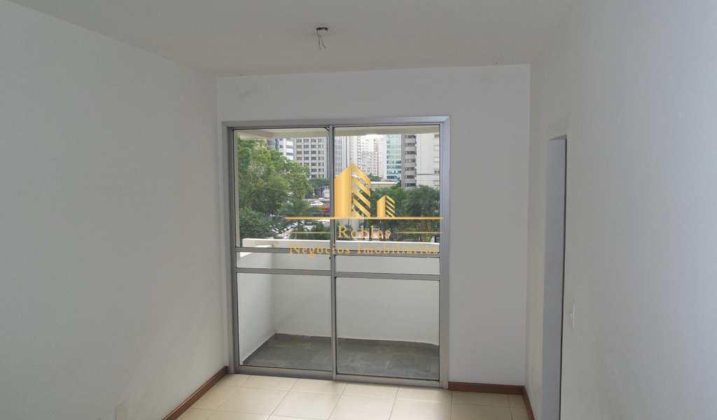 Apartamento em São Paulo, bairro Indianópolis