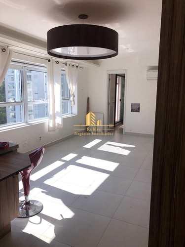 Apartamento, código 361 em São Paulo, bairro Brooklin Novo