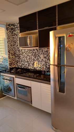 Apartamento, código 363 em São Paulo, bairro Vila Andrade