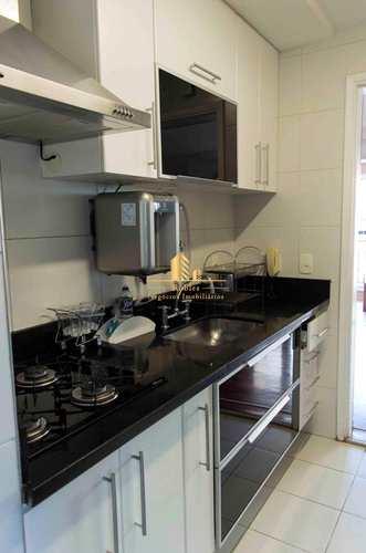 Apartamento, código 382 em São Paulo, bairro Brooklin