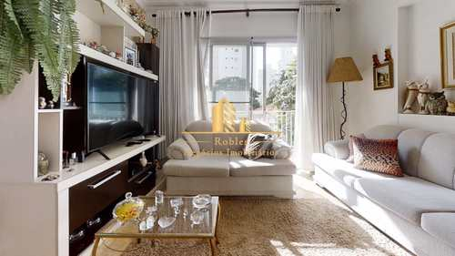 Apartamento, código 390 em São Paulo, bairro Cidade Monções