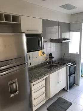 Apartamento, código 402 em São Paulo, bairro Vila Olímpia