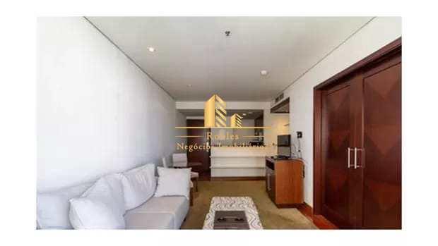 Apartamento em São Paulo, no bairro Itaim