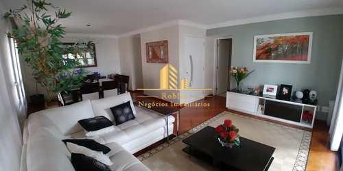 Apartamento, código 434 em São Paulo, bairro Moema