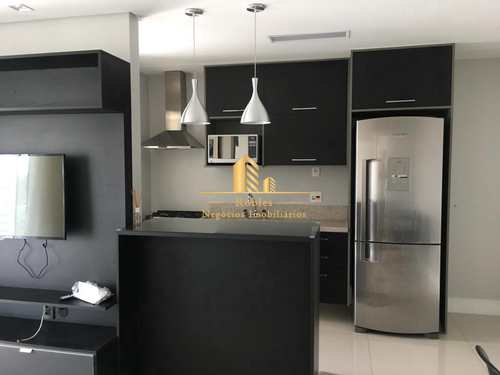 Apartamento, código 440 em São Paulo, bairro Brooklin Novo