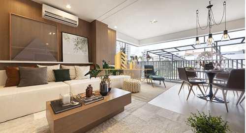 Apartamento, código 479 em São Paulo, bairro Vila Mariana