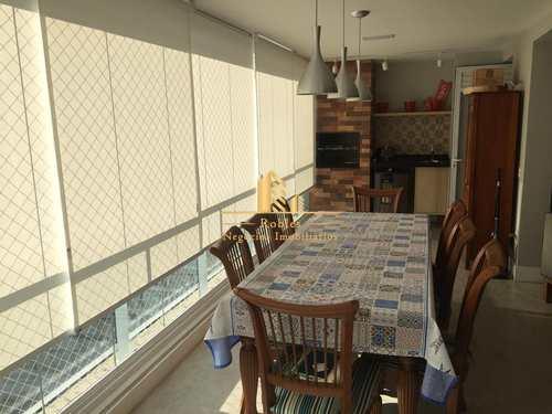 Apartamento, código 528 em São Paulo, bairro Brooklin