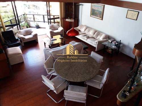 Apartamento, código 538 em São Paulo, bairro Campo Belo