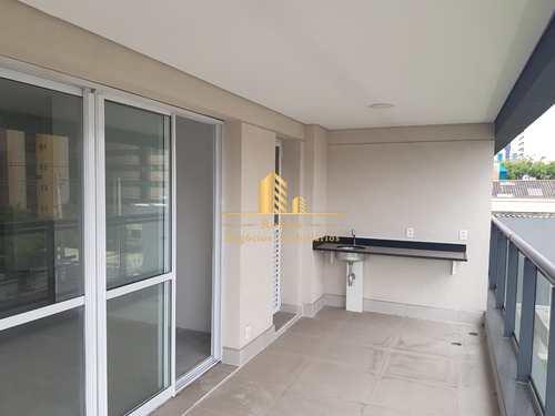 Apartamento, código 590 em São Paulo, bairro Chácara Santo Antônio (Zona Sul)