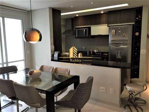 Apartamento, código 593 em São Paulo, bairro Vila Nova Conceição
