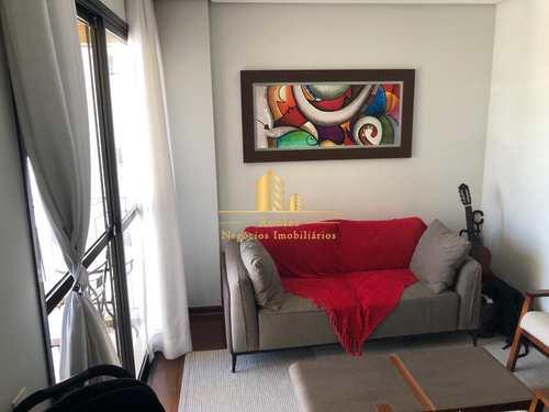 Apartamento, código 604 em São Paulo, bairro Indianópolis