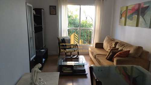 Apartamento, código 608 em São Paulo, bairro Vila Andrade