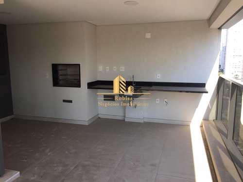 Apartamento, código 610 em São Paulo, bairro Campo Belo