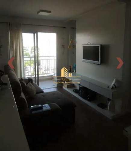 Apartamento, código 627 em São Paulo, bairro Jardim Marajoara