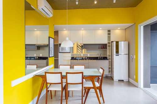Apartamento, código 650 em São Paulo, bairro Cidade Monções