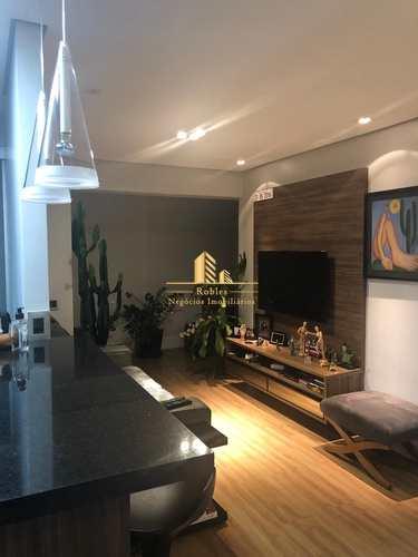 Apartamento, código 656 em São Paulo, bairro Campo Belo