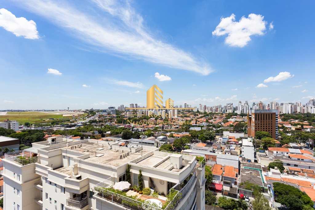 Cobertura em São Paulo, no bairro Indianópolis