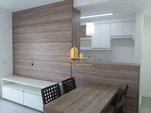 Apartamento, código 703 em São Paulo, bairro Brooklin