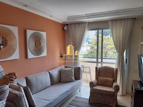 Apartamento, código 750 em São Paulo, bairro Bosque da Saúde