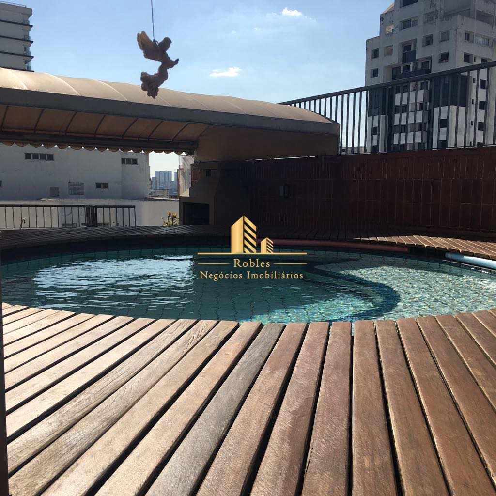Cobertura em São Paulo, no bairro Brooklin Paulista