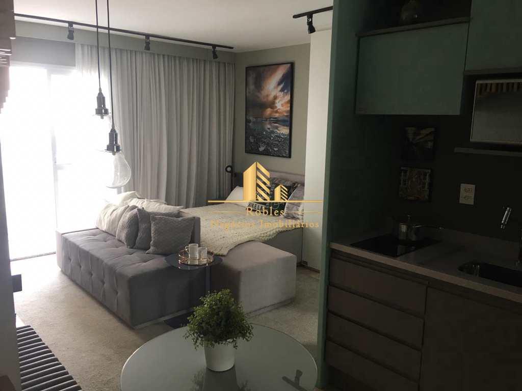 Studio em São Paulo, no bairro República