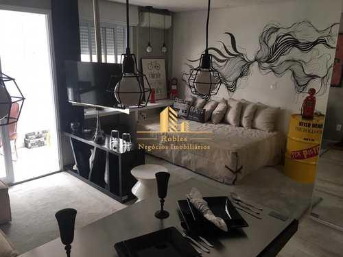 Studio, código 799 em São Paulo, bairro República