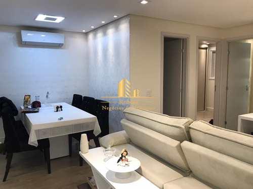 Apartamento, código 808 em São Paulo, bairro Chácara Inglesa