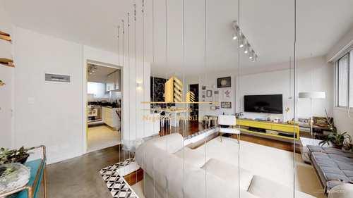 Apartamento, código 822 em São Paulo, bairro Vila Pompéia